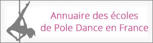 Bannière Écoles Pole Dance