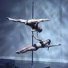 Logo Entre Filles Pole Dance