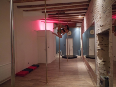 Photo de l'école Pole Dance Angers