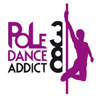 Logo Pole Dance Addict