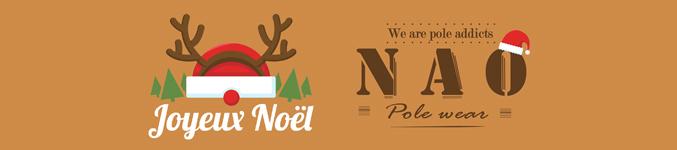 Image Joyeux Noël 2015 avec Nao Polewear