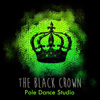 Logo The Black Crown Pole Studio