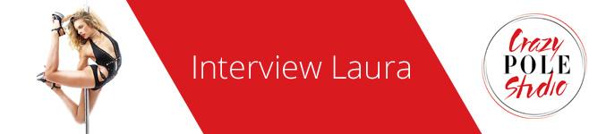 Image Interview Laura, Crazy Pole Studio
