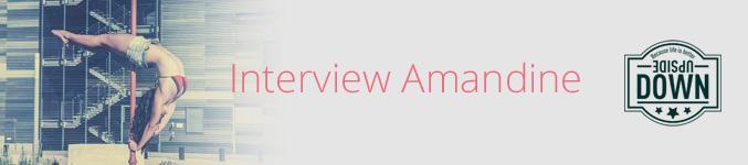 Image Interview Amandine, Upside Down Rennes