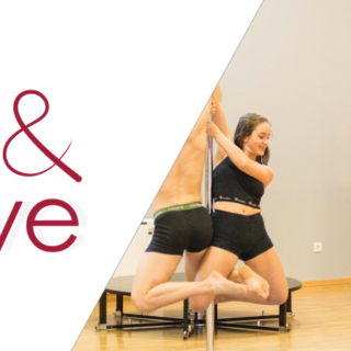 Logo Interview Alison, Pole & Move